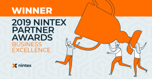 Nintex Partner Award 2019