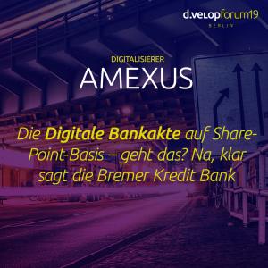 Digitale Bankakte bei der Bremer Kreditbank